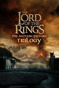 The Lord of the Rings trilogy marathon